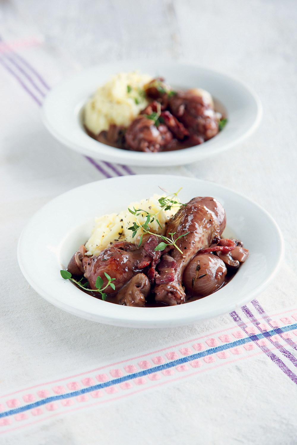 Quick Coq au Vin - AOL Living UK