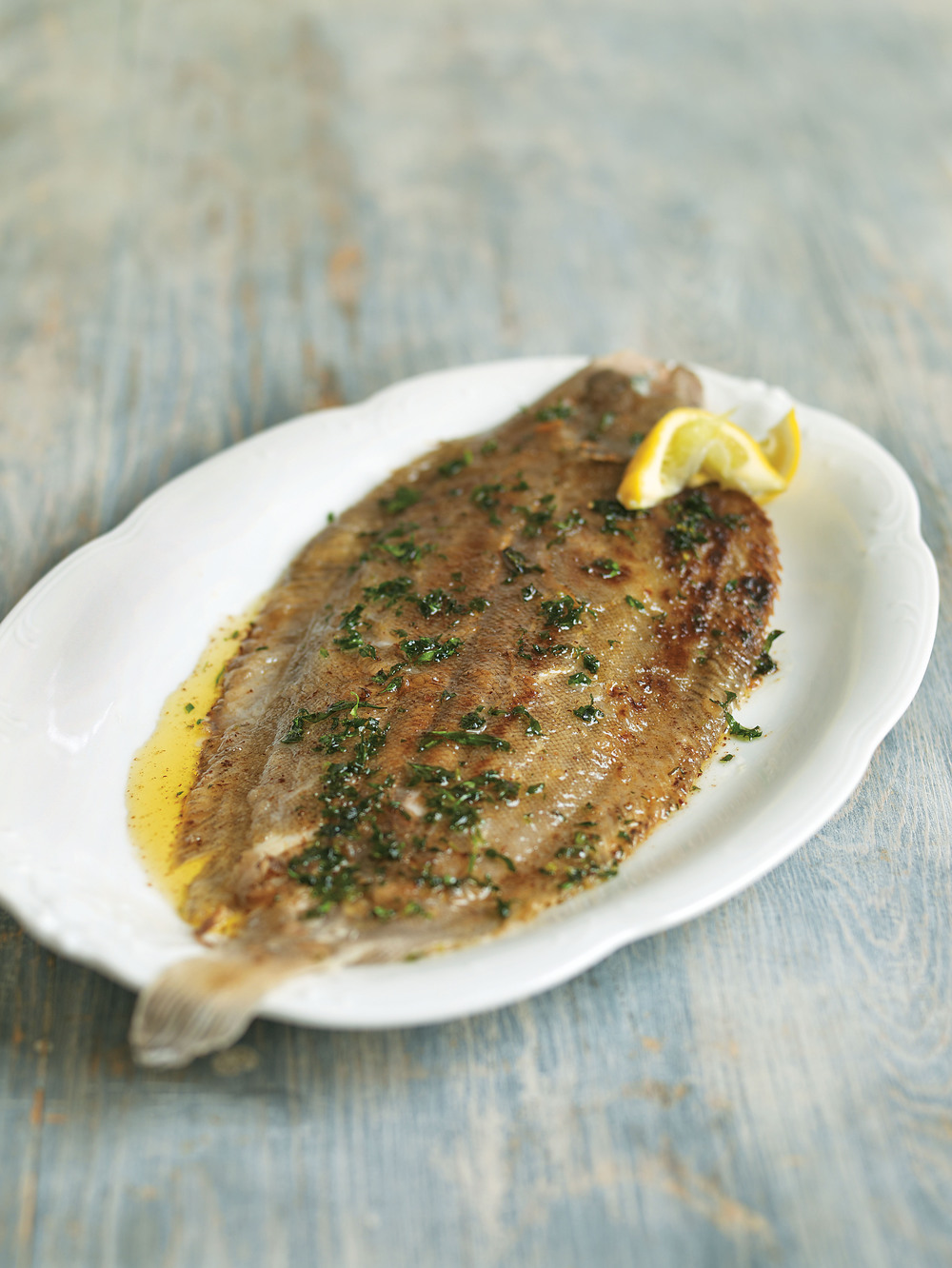 Pan-Fried Dover Sole with Butter and Lemon - AOL Living UK