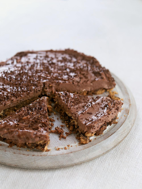 Chocolate Orange Cheesecake - AOL Living UK
