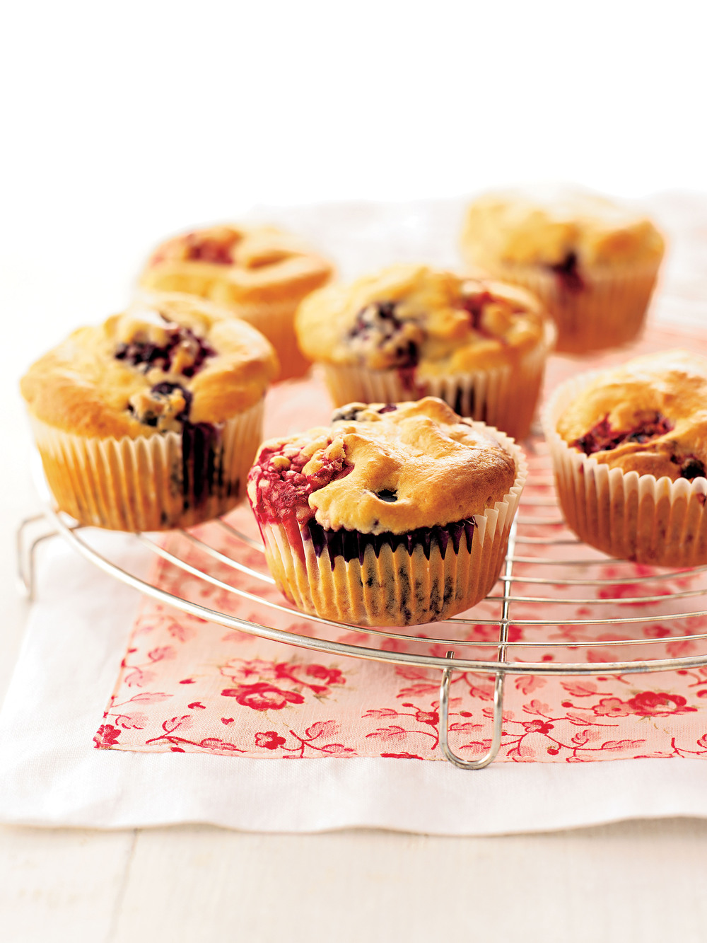 Very Berry Muffins - AOL Living UK