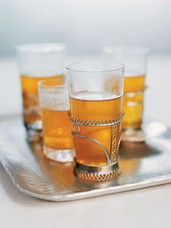 Moroccan Mint Tea with Lemon Verbena - AOL Living UK