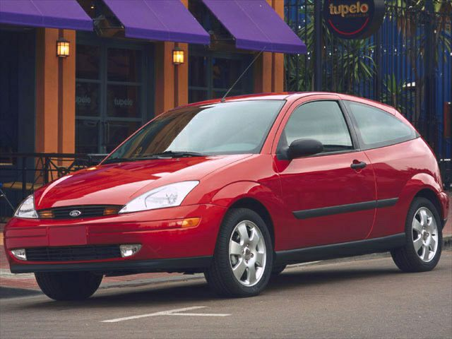 2013 Ford Fusion For Sale >> 2001 Ford Focus Pictures