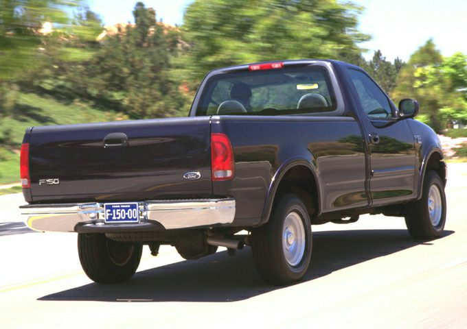 2001 ford f 150 xlt 4x2 regular cab styleside 138 5 in wb pictures. Black Bedroom Furniture Sets. Home Design Ideas