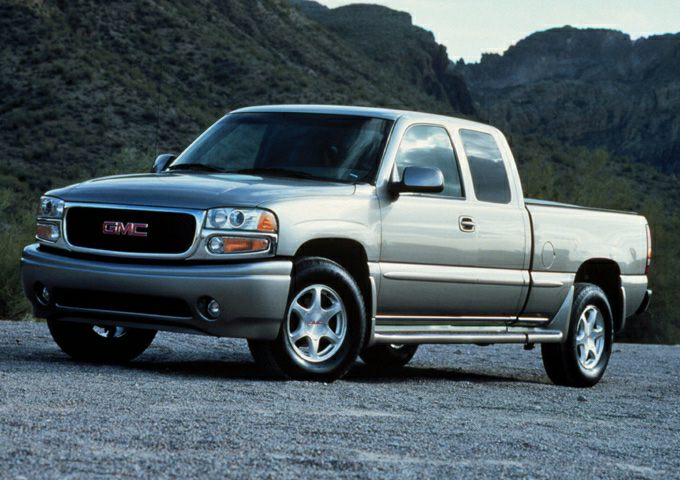 2001 gmc sierra 1500 exterior photo. Black Bedroom Furniture Sets. Home Design Ideas
