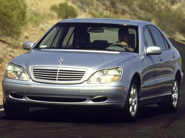 2001 mercedes benz s class base s500 4dr sedan information. Black Bedroom Furniture Sets. Home Design Ideas