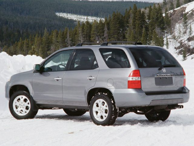 2002 Acura MDX Pictures
