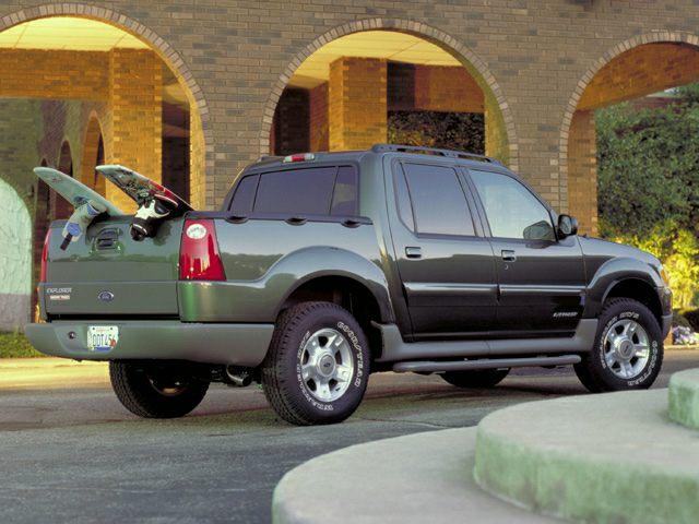 2003 ford explorer sport trac xls manual 4dr 4x4 information. Black Bedroom Furniture Sets. Home Design Ideas