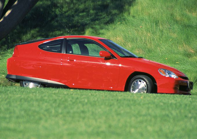 2004 Honda Insight Pictures