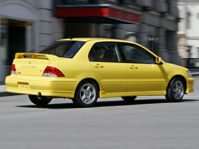 2003 mitsubishi lancer oz rally 4dr sedan pictures. Black Bedroom Furniture Sets. Home Design Ideas