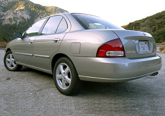 2003 Nissan Sentra Pictures