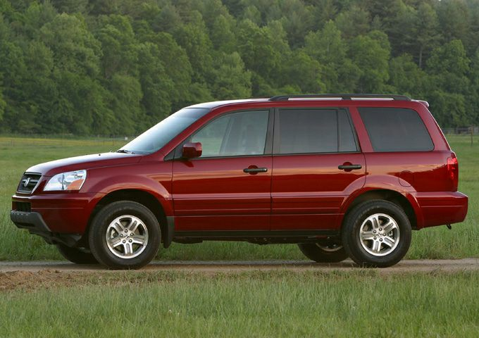 2004 honda pilot pictures. Black Bedroom Furniture Sets. Home Design Ideas