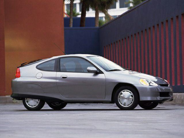 2006 Honda Insight Pictures