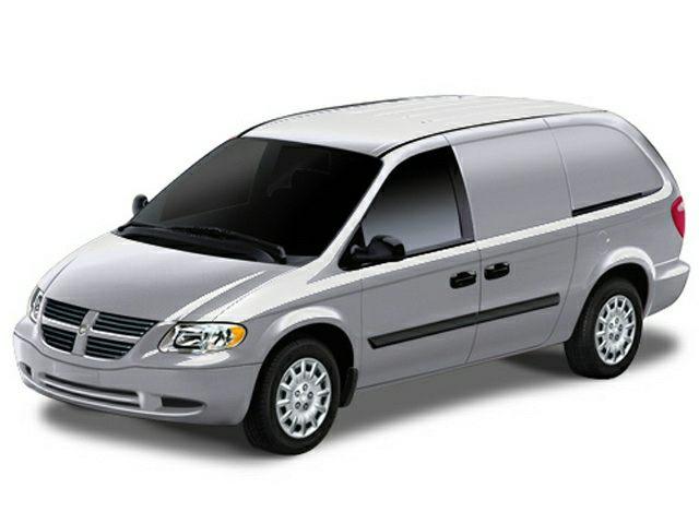 2007 dodge grand caravan cv cargo van pictures. Black Bedroom Furniture Sets. Home Design Ideas