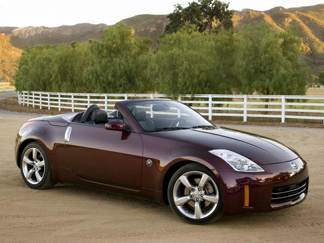 2006 nissan 350z grand touring 2dr roadster pictures. Black Bedroom Furniture Sets. Home Design Ideas