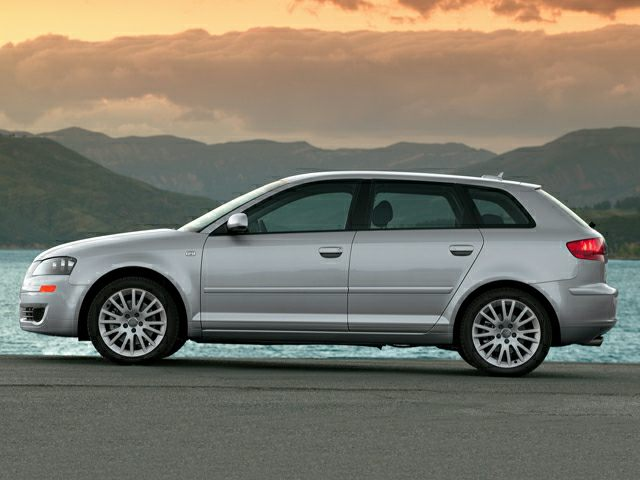 2007 Audi A3 Pictures