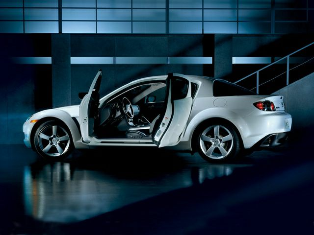2007 mazda rx 8 grand touring 4dr coupe pictures. Black Bedroom Furniture Sets. Home Design Ideas