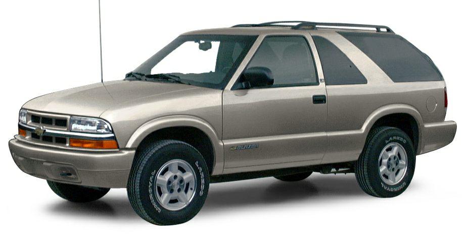 2000 Chevrolet Blazer Information