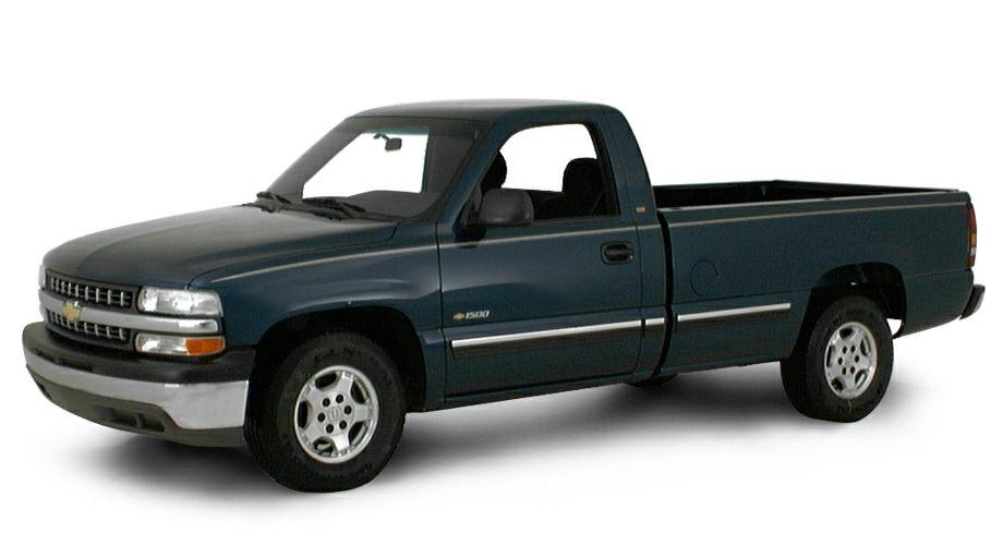 2003 chevrolet silverado 1500 4x2 regular cab 8 ft box autos post. Black Bedroom Furniture Sets. Home Design Ideas