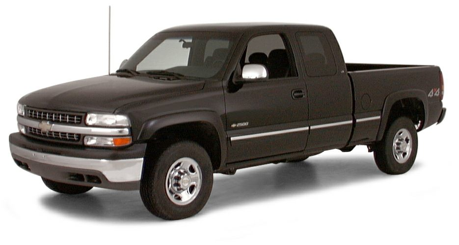 2000 chevrolet silverado 2500 reviews autoblog and new autos post. Black Bedroom Furniture Sets. Home Design Ideas