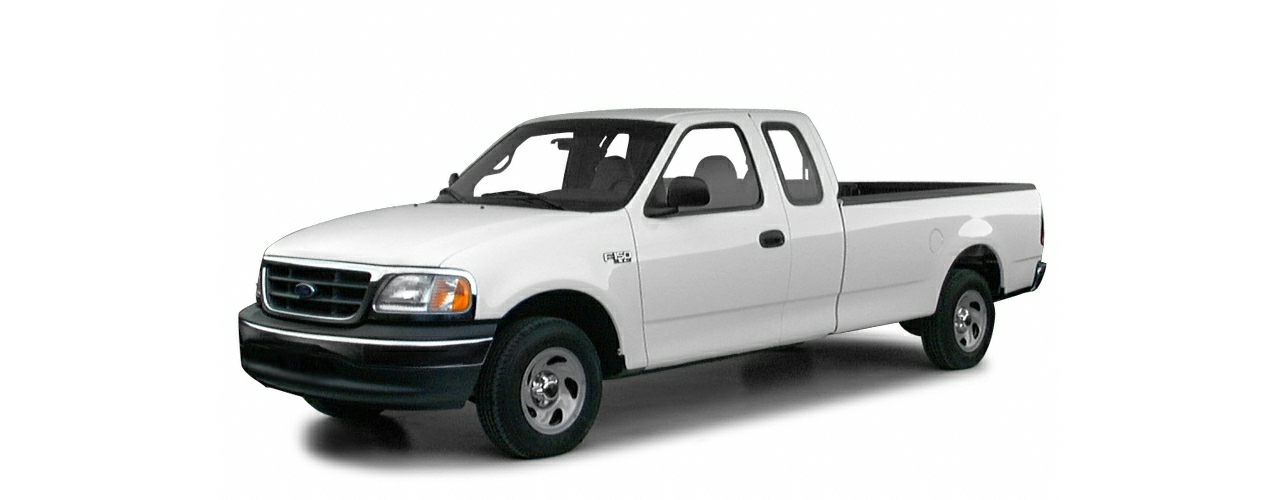 2000 ford f 150 work series 4x2 super cab styleside 157 1 in wb pictures. Black Bedroom Furniture Sets. Home Design Ideas