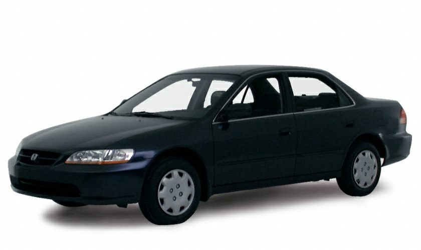 2000 honda accord 2 3 lx 4dr sedan information. Black Bedroom Furniture Sets. Home Design Ideas