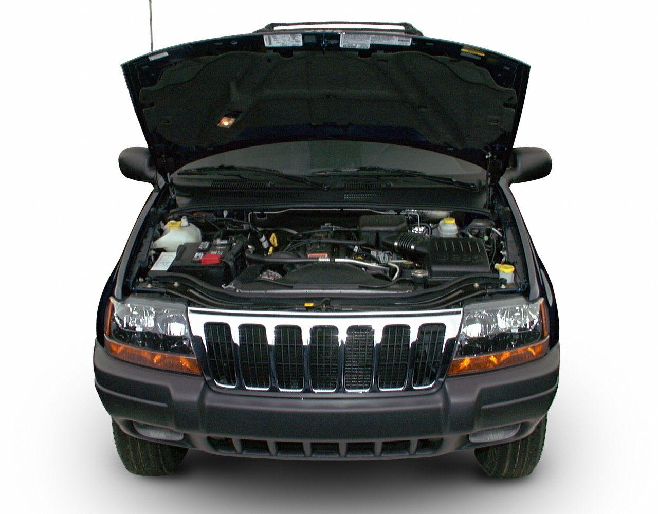 1999 Jeep Grand Cherokee Laredo >> 2000 Jeep Grand Cherokee Laredo 4dr 4x4 Pictures