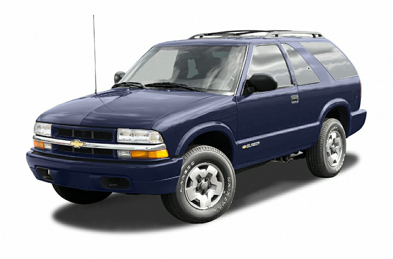 Chevrolet Blazer News, Photos and Buying Information ...