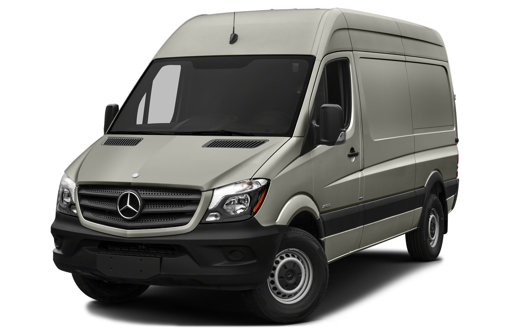 The Motoring World: The Mercedes-Benz Sprinter wins the FN50