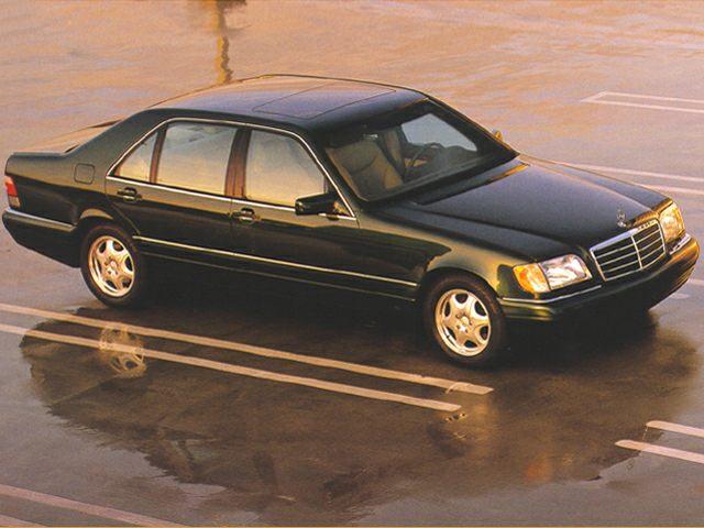 1999 Mercedes-Benz S-Class Information