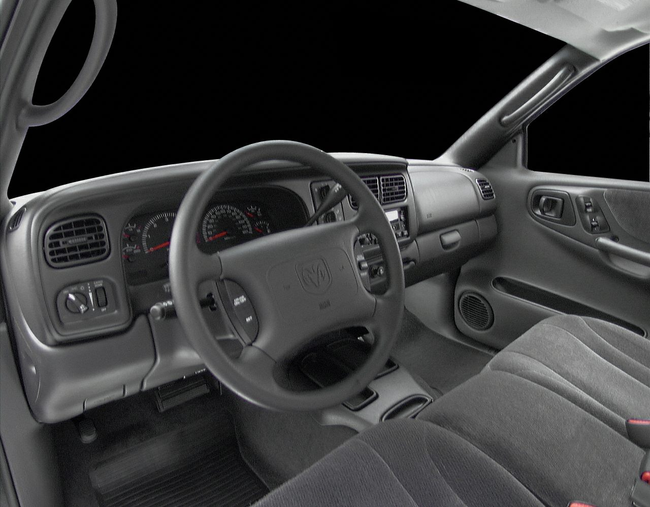 Usb Ddt B on 1999 Dodge Dakota Interior