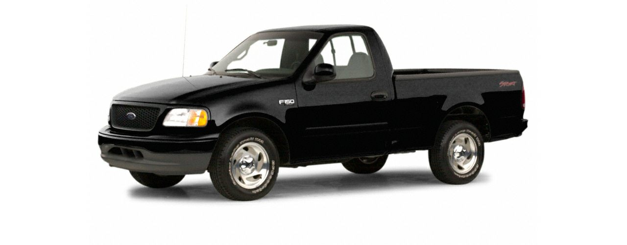 2000 ford f 150 xlt 4x2 regular cab styleside 119 9 in wb pictures. Black Bedroom Furniture Sets. Home Design Ideas