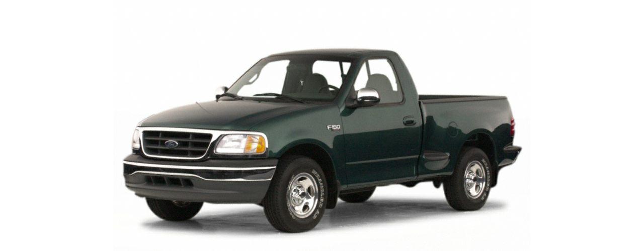 2000 ford f 150 xlt 4x4 regular cab flareside 120 2 in wb pictures. Black Bedroom Furniture Sets. Home Design Ideas