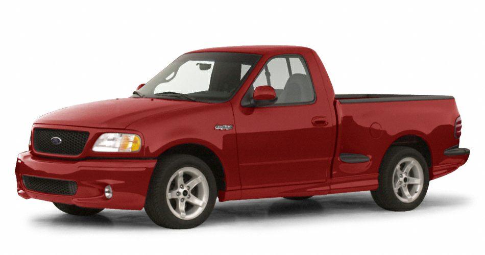 2000 ford f 150 svt lightning 4x2 regular cab flareside 119 8 in wb information. Black Bedroom Furniture Sets. Home Design Ideas