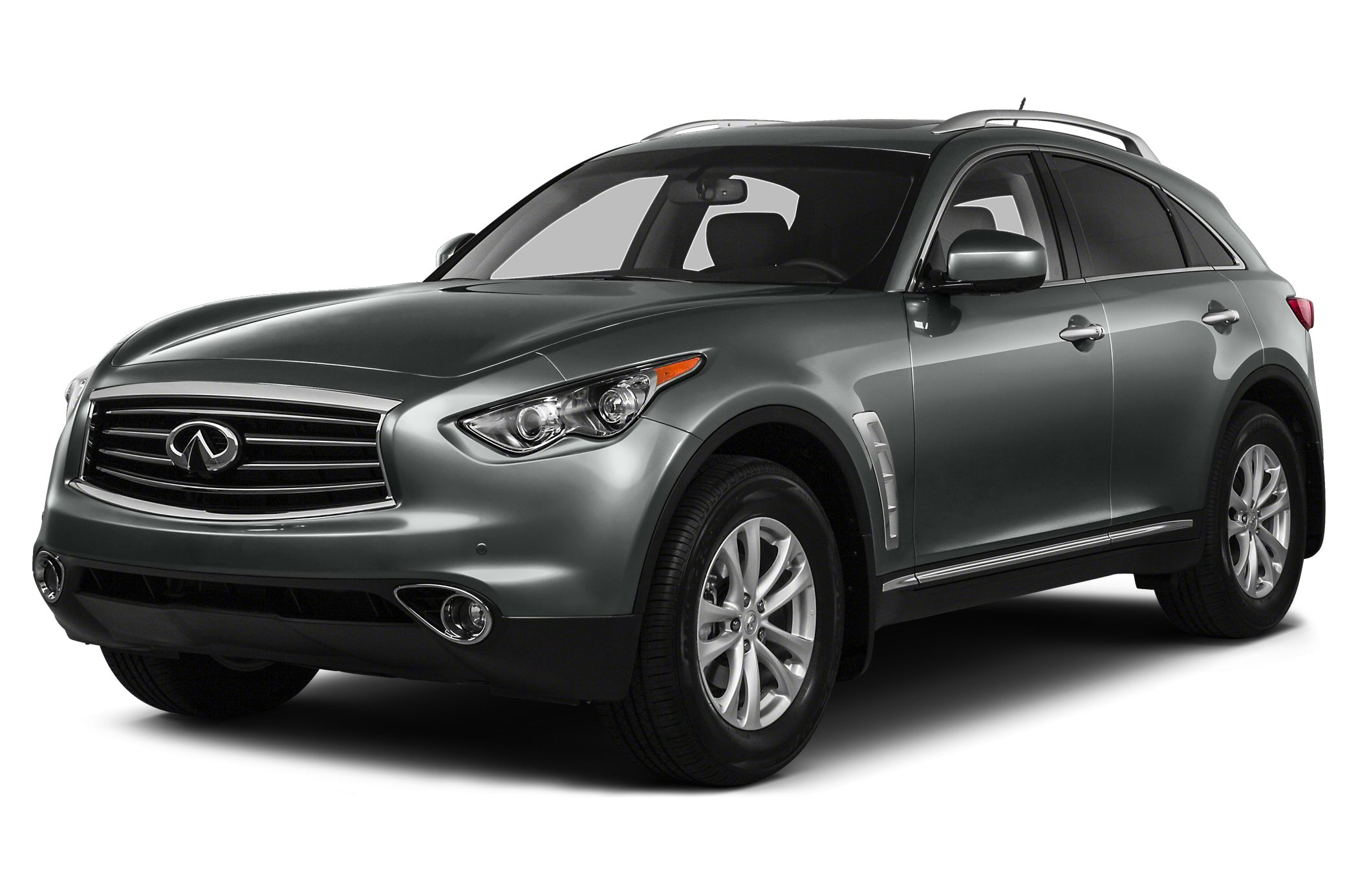 Infiniti QX70 drops V8 for 2015, holds line on pricing ...