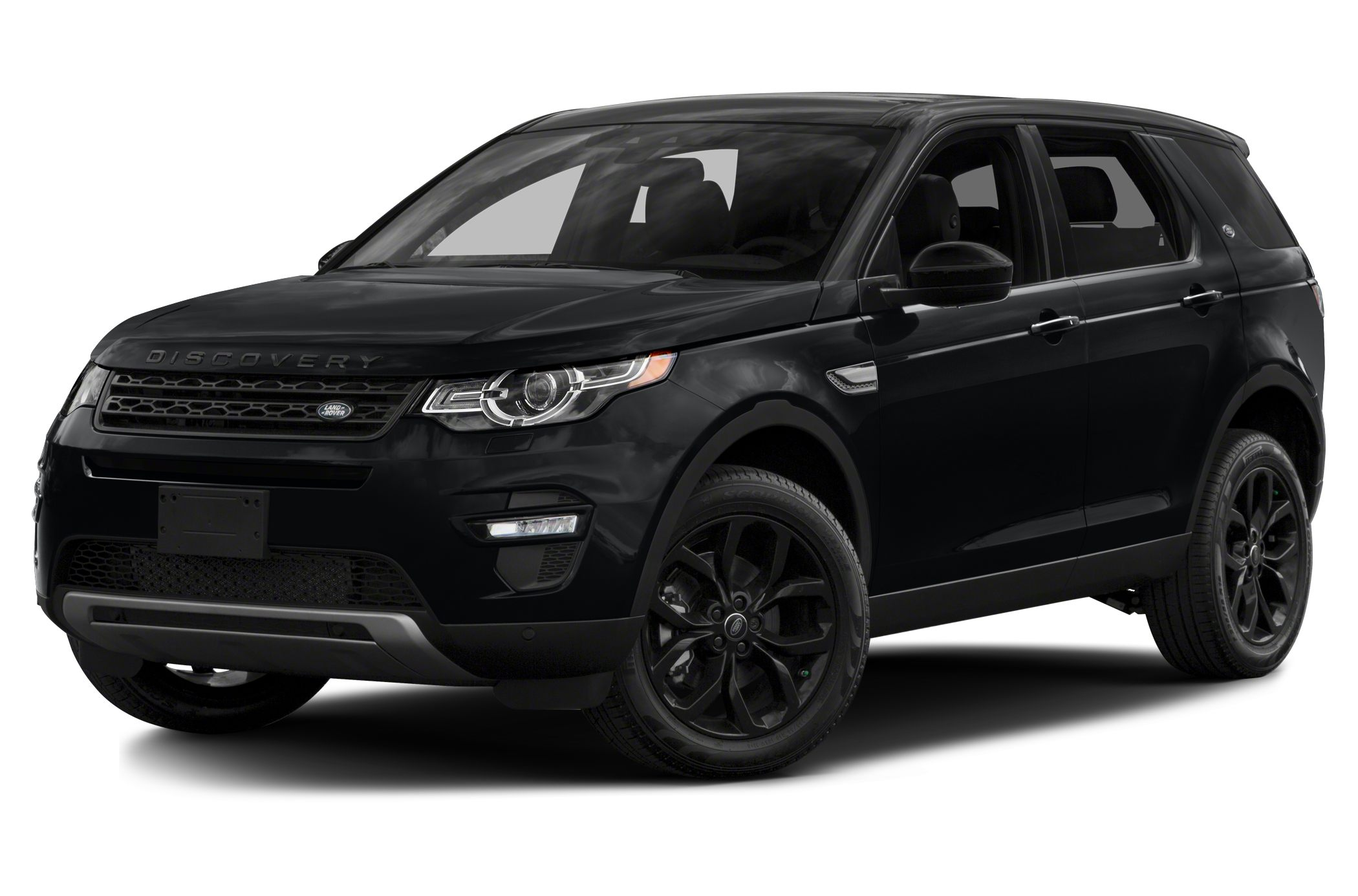 2017 land rover discovery sport offers new styling and tech autoblog. Black Bedroom Furniture Sets. Home Design Ideas