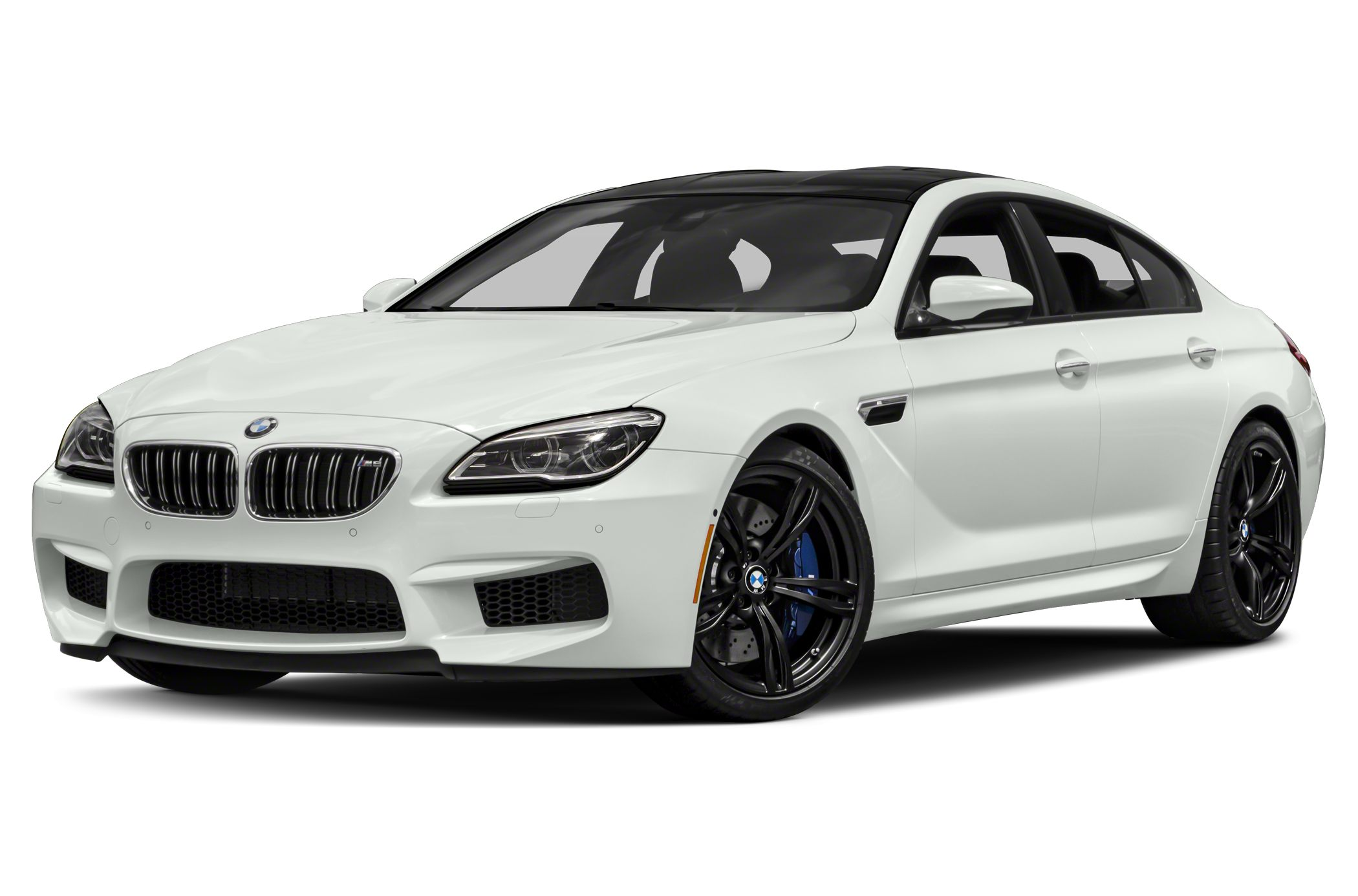 2014 BMW M6 Gran Coupe: Detroit 2013 Photo Gallery