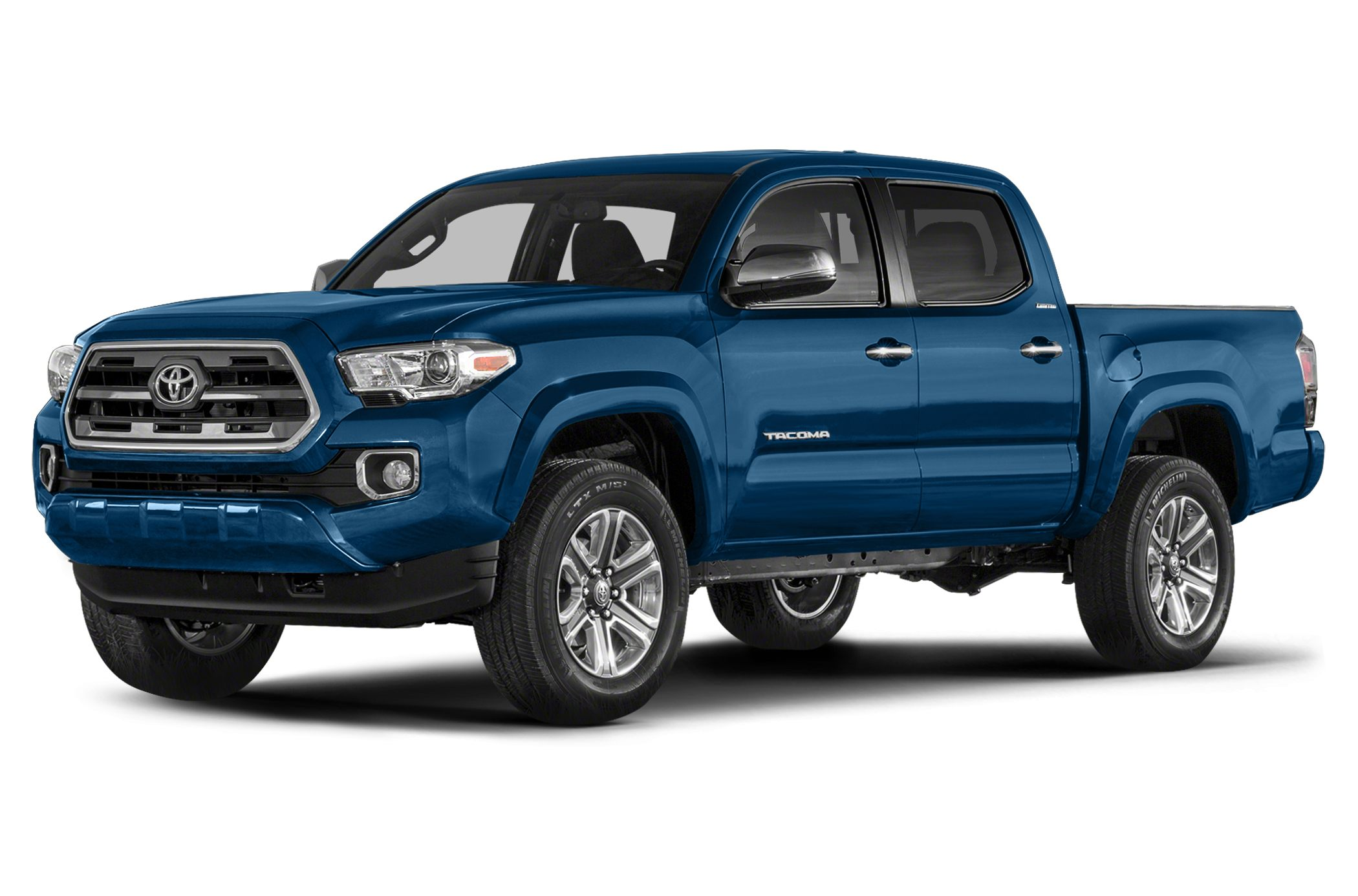 2016 toyota tacoma limited v6 4x2 double cab 127 4 in wb pricing and options. Black Bedroom Furniture Sets. Home Design Ideas