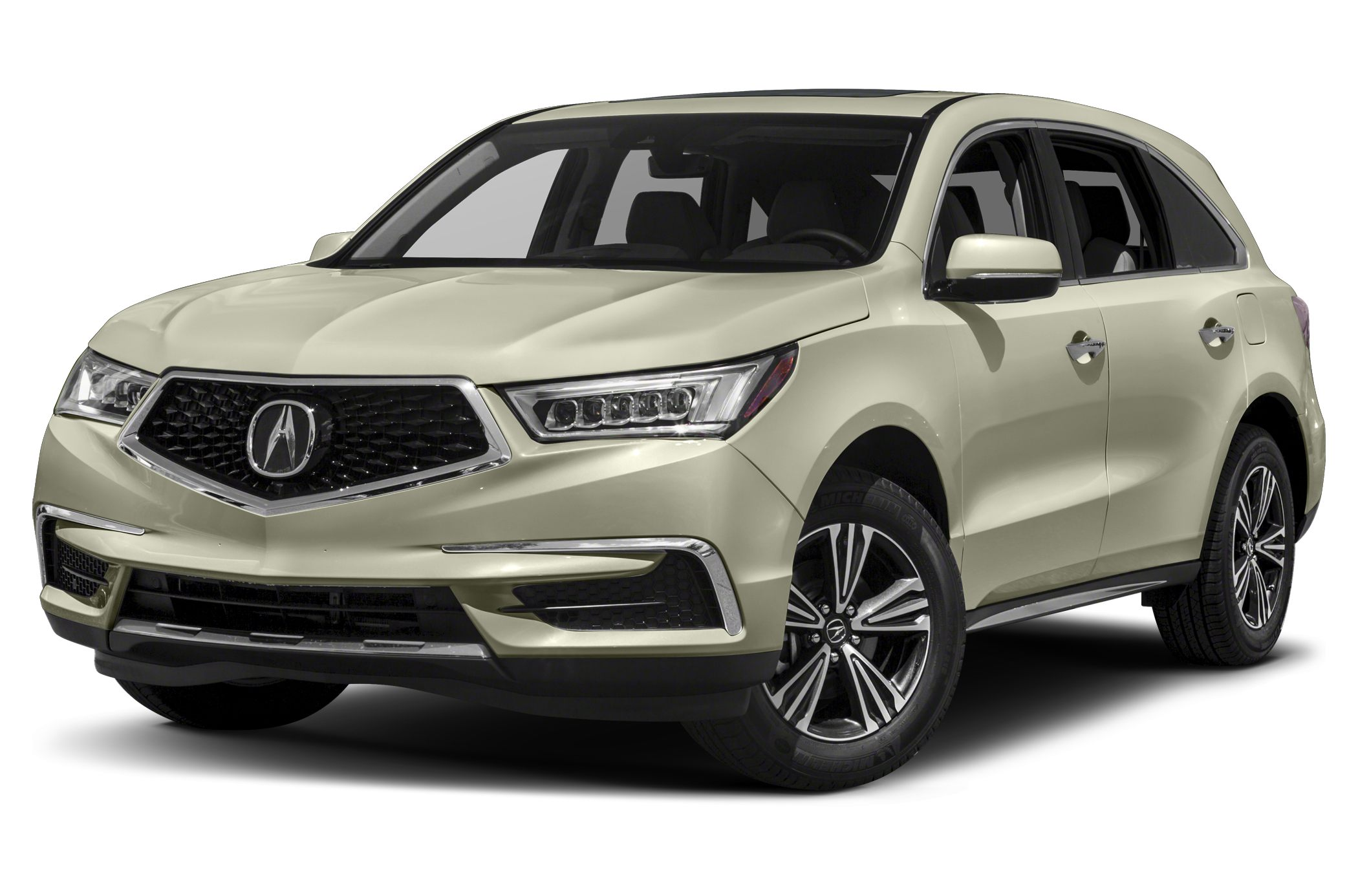 2017 Acura Mdx Has A Sharper Face And Sport Hybrid Option