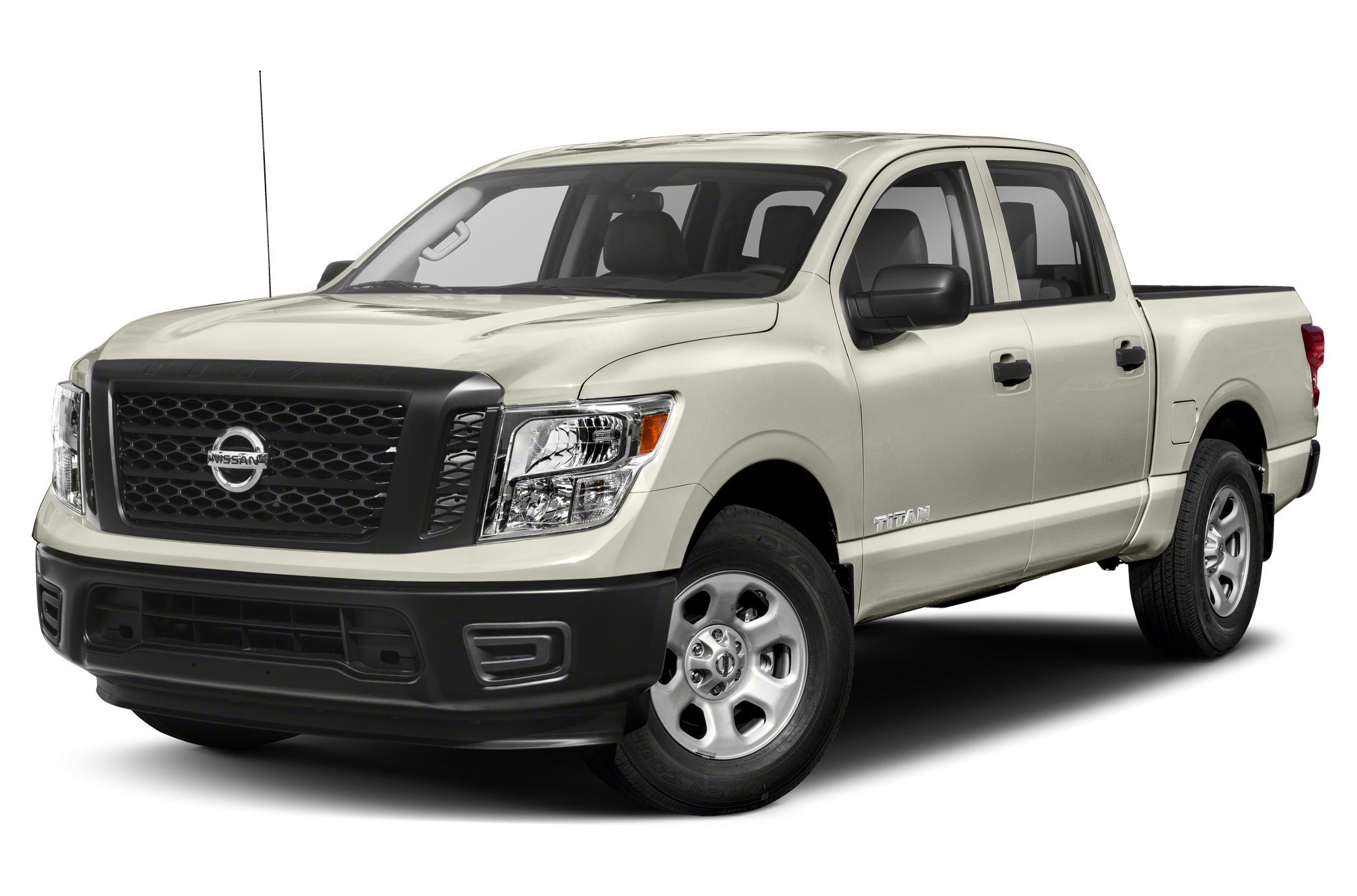the 2017 nissan titan half ton is here autoblog. Black Bedroom Furniture Sets. Home Design Ideas