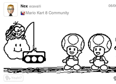 Miiverse in addition  on wii u redesign
