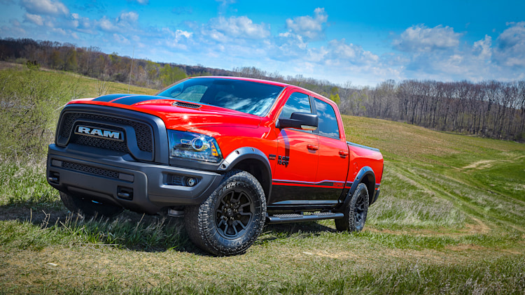 mopar makes the ram rebel even more macho for 2016 autoblog. Black Bedroom Furniture Sets. Home Design Ideas