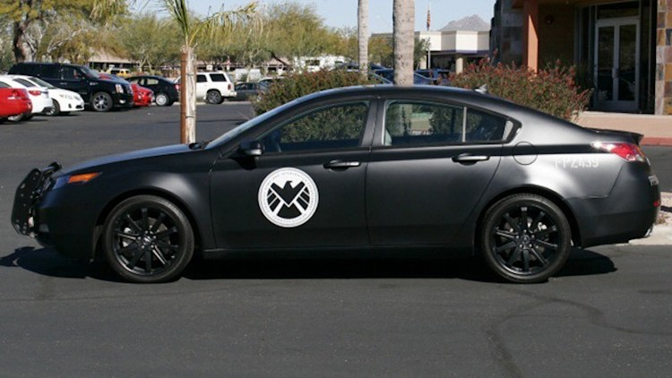 Acura Certified Pre Owned >> eBay Find of the Day: S.H.I.E.L.D. Acura TL from The ...
