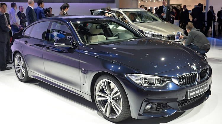 2017 bmw 4 series gran coupe blue 200 interior and exterior images. Black Bedroom Furniture Sets. Home Design Ideas