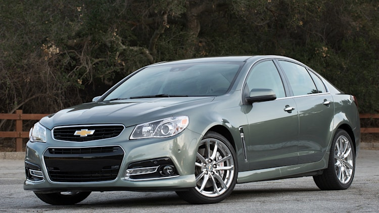 2015 chevy ss manual magnetic shocks confirmed by order guide autoblog. Black Bedroom Furniture Sets. Home Design Ideas