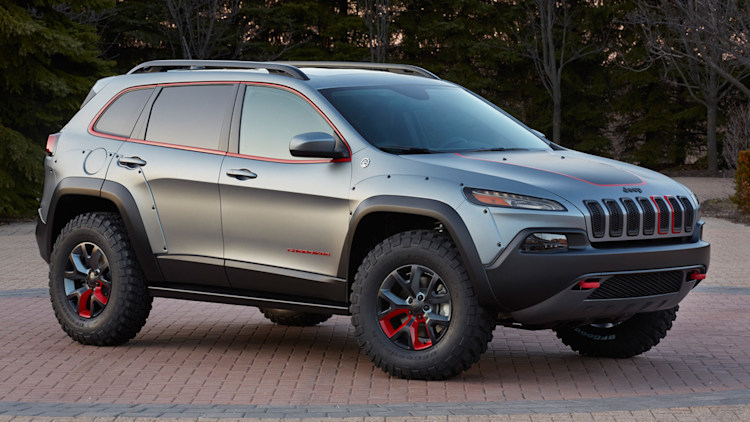 Jeep Renegade Lifted >> Why Mopar won't release a factory lift kit for the new ...