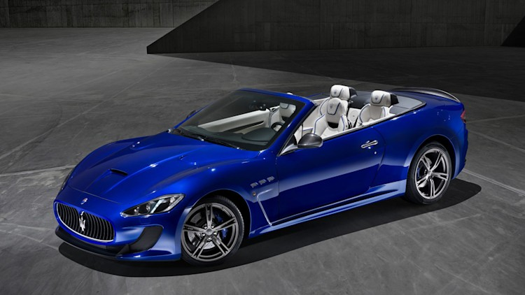 2017 maserati granturismo will only come with a hard hat autoblog. Black Bedroom Furniture Sets. Home Design Ideas