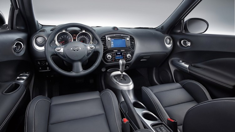 Infiniti Certified Pre Owned >> Infiniti ESQ is a Chinese Nissan Juke Nismo - Autoblog