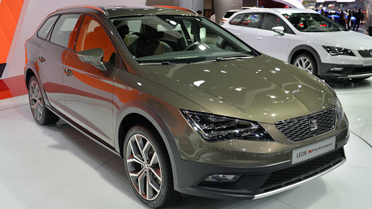 seat leon x perience is something we 39 d want to experience autoblog. Black Bedroom Furniture Sets. Home Design Ideas