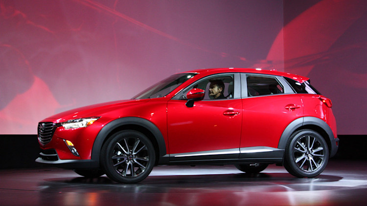 Mazda Mx3 2016 >> 2016 Mazda CX-3 is a 2 cute ute - Autoblog