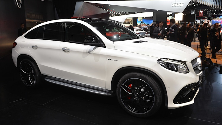 mercedes has x6 in its crosshairs with the gle coupe autoblog. Black Bedroom Furniture Sets. Home Design Ideas